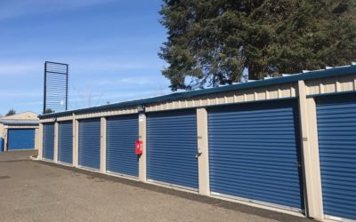 Why Rent a Heated Camas WA Storage Unit?